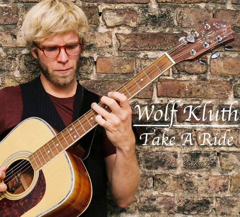 Wolf Kluth CD Cover